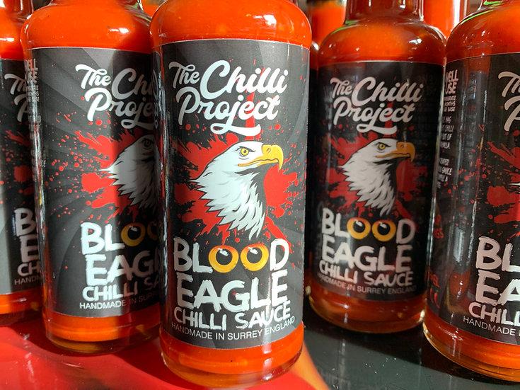 Blood Eagle Chilli Sauce
