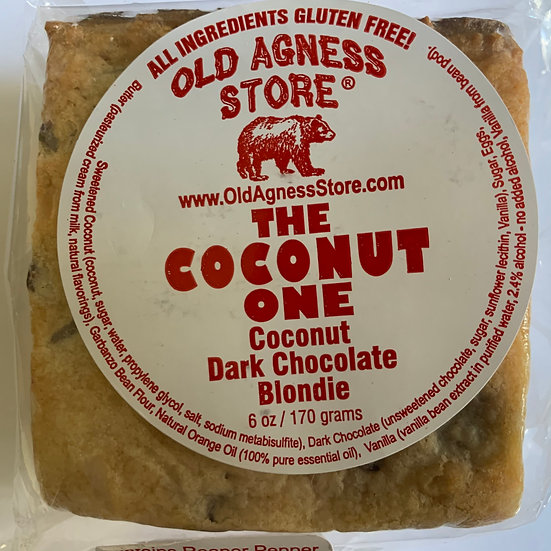 The Coconut One