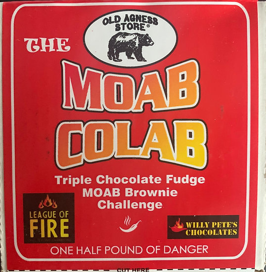 Old Agness Stores - MOAB COLAB Challenge