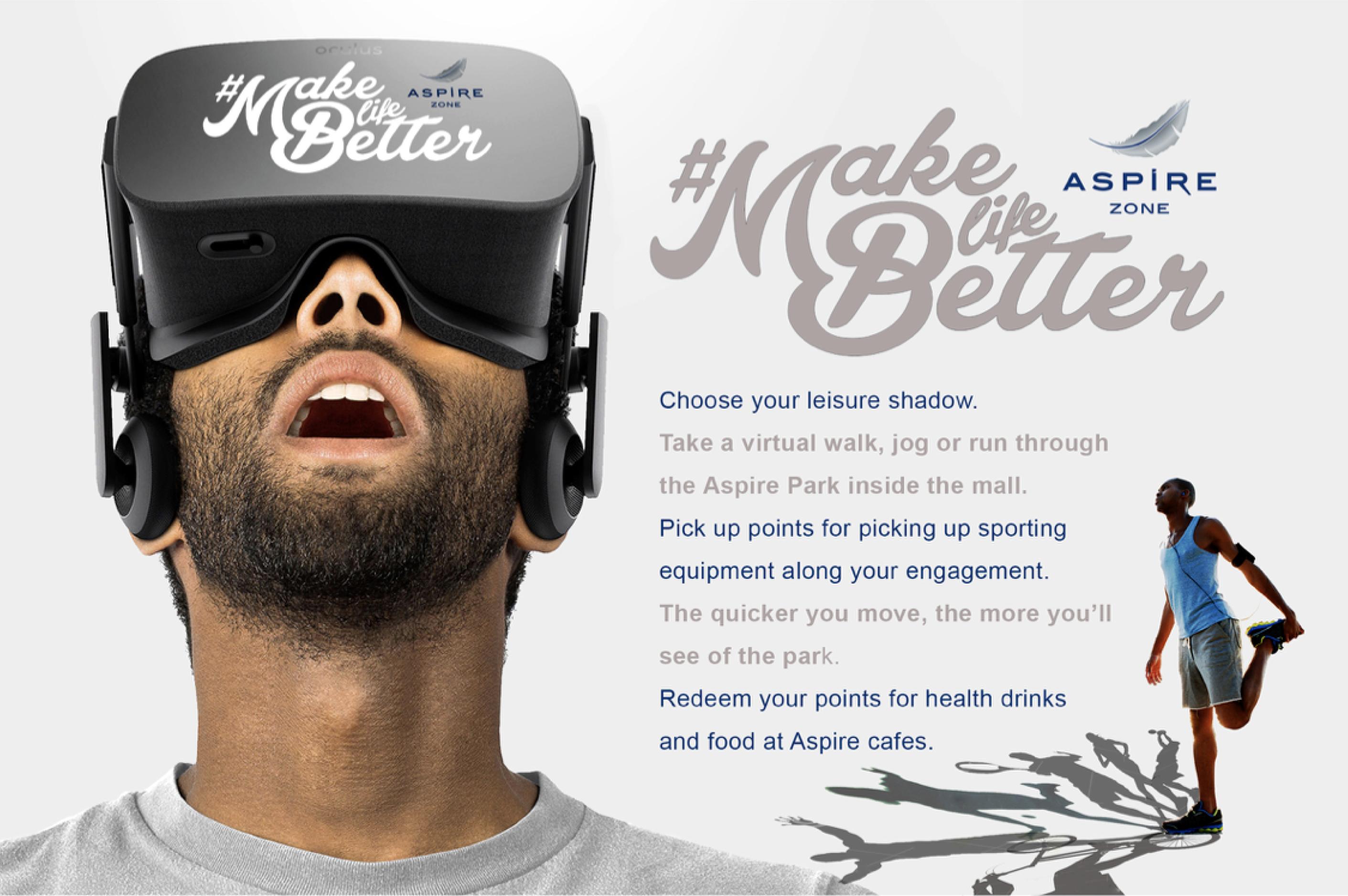 VR PRMO Make life Better