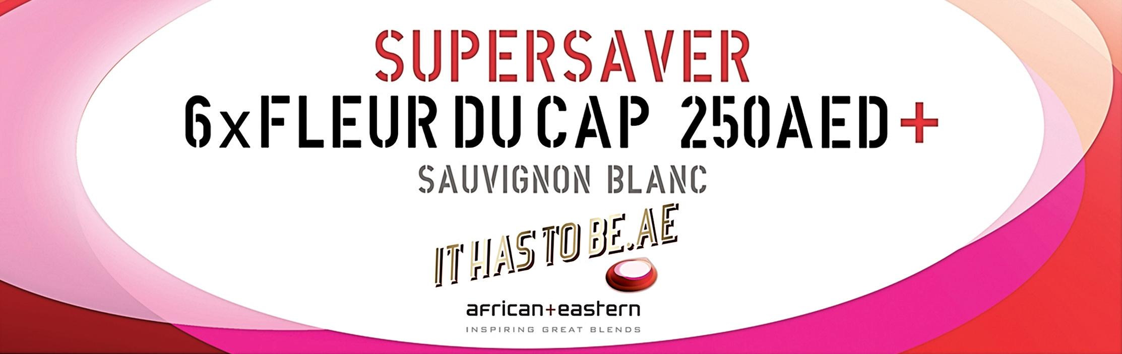 A+E 6 FLEUR DE CAP banner