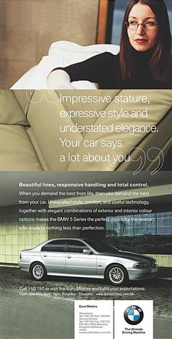 EUROMOTORS BMW
