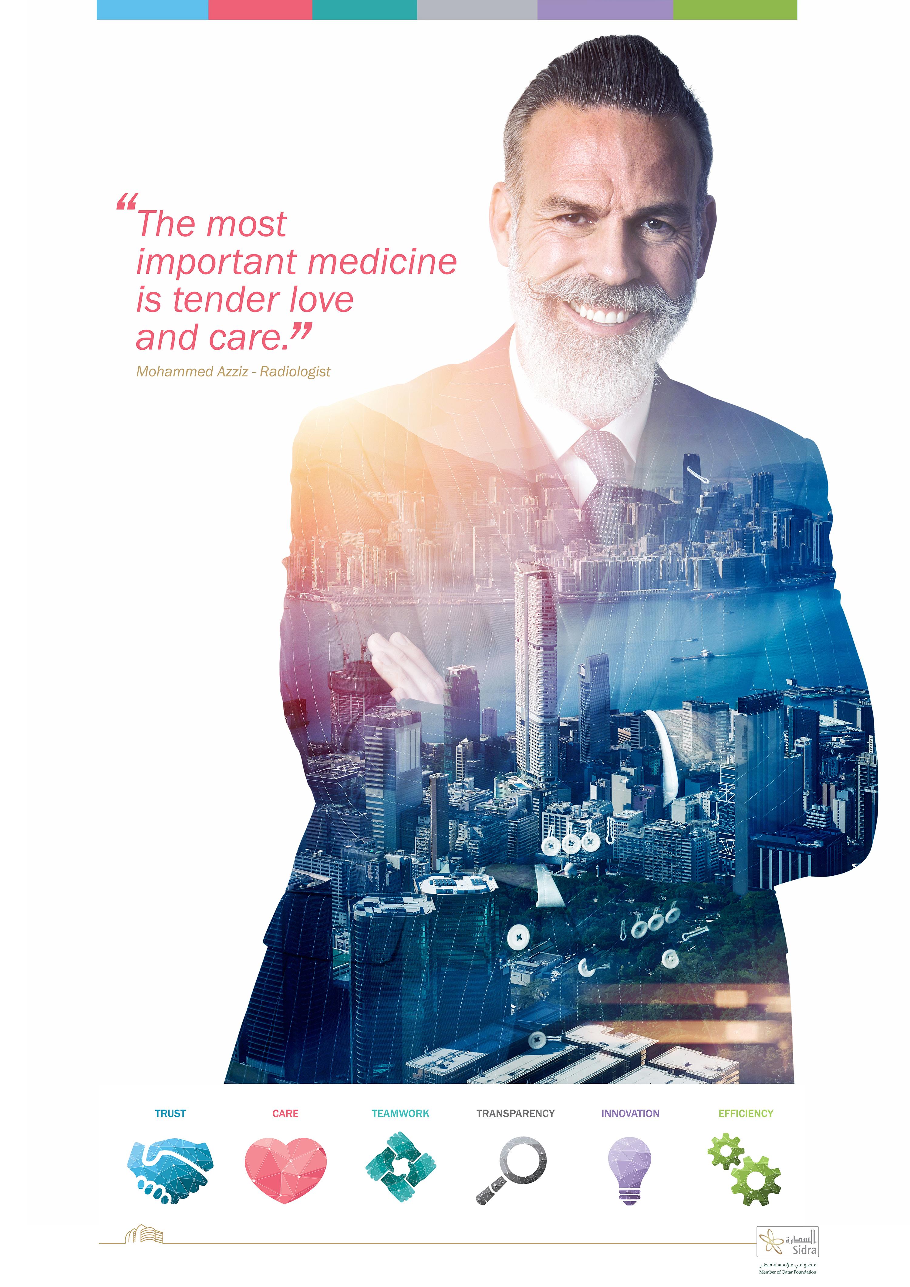 SIDRA CARE poster