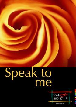 ME BANK 'Speak' teaser