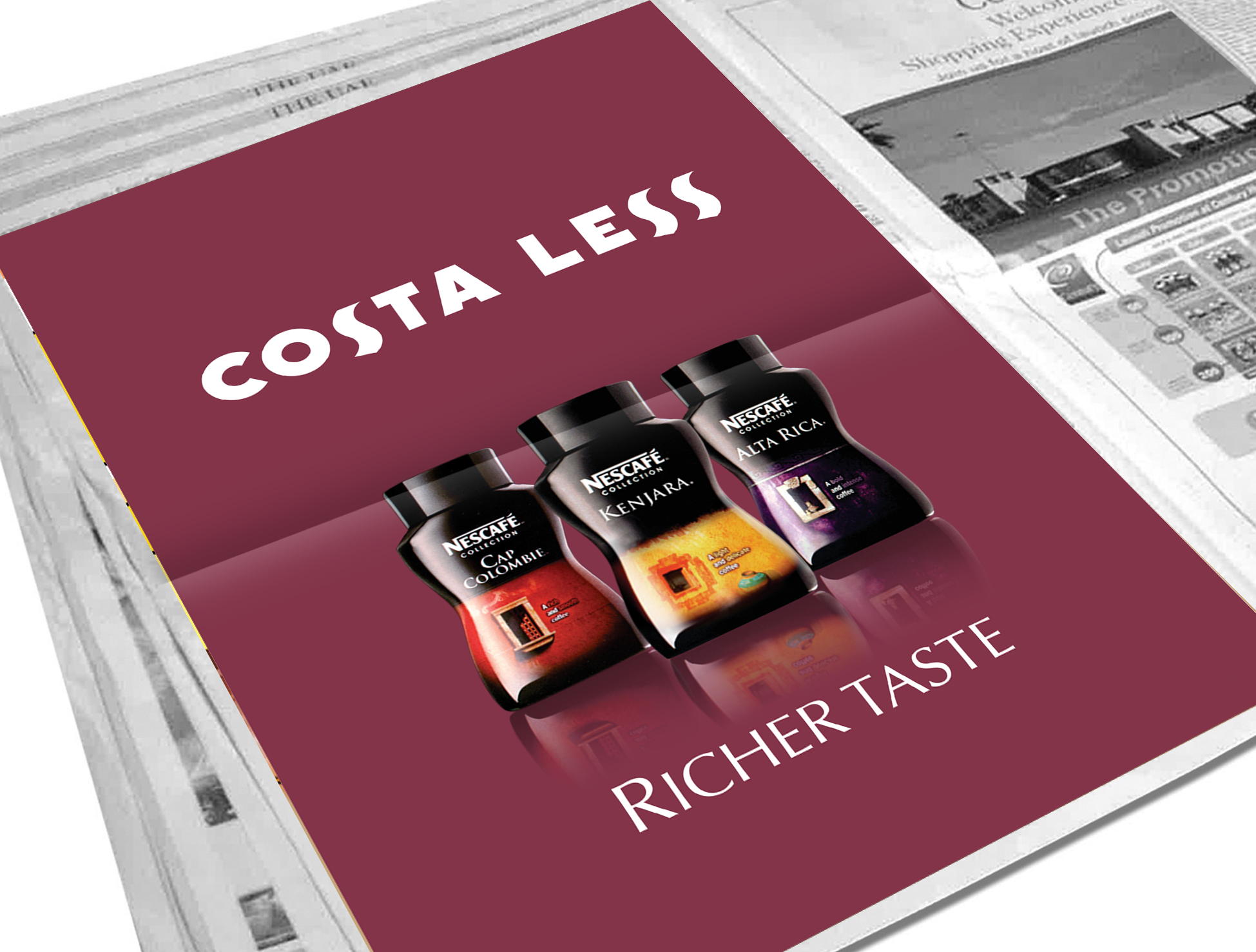 NESCAFE COLLECTION Costa less