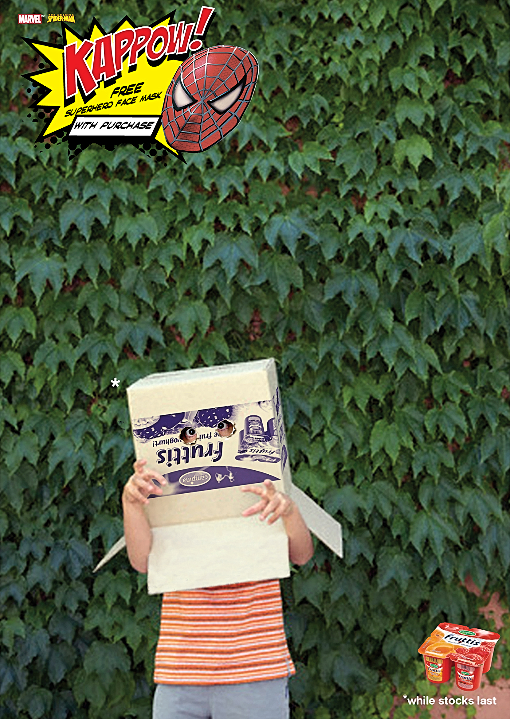 CAMPINA FRUTIS promo