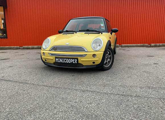 2004 MINI Cooper Hardtop 2dr Coupe Automatic