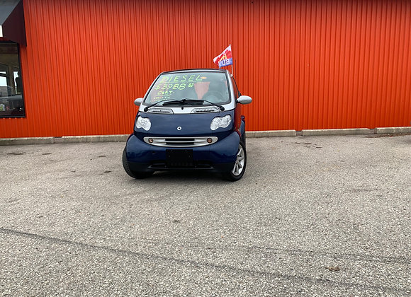 2005 Smart fortwo Automatic DIESEL
