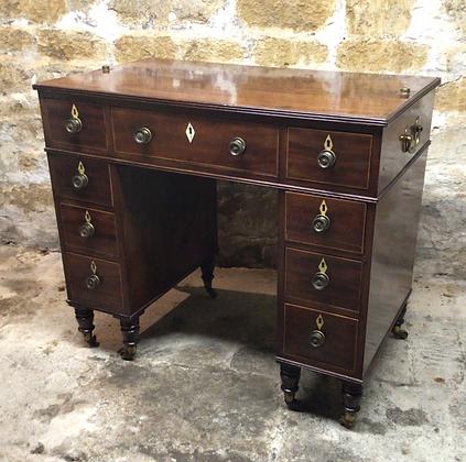 Fine Regency Desk