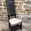 Thumbnail: Pair of High Back Oak Chairs c17th