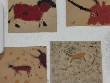 CE2 : L'art au Paléolithique