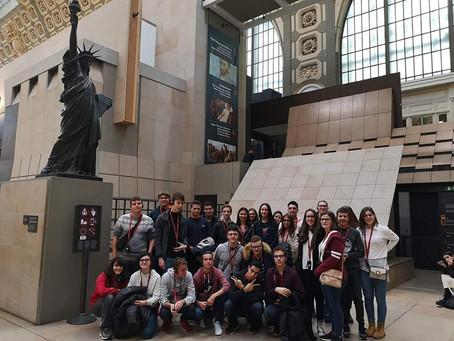 Visites du Panthéon et musée d'Orsay