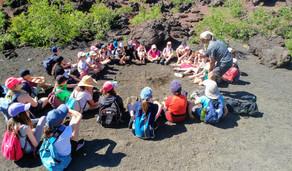 CM2 : Sorties dans les richesses volcaniques