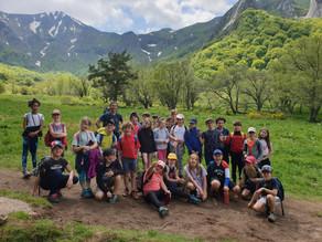CM1 : Séjour scolaire dans la vallée de Chaudefour