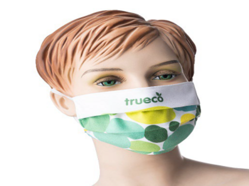 Custom branded washable and reusable Face Mask