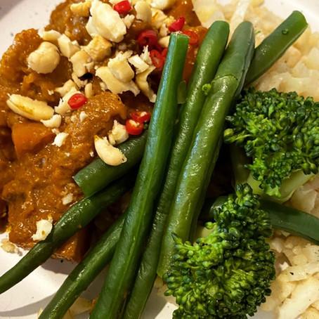 Butter Chicken & Pumpkin Curry Recipe