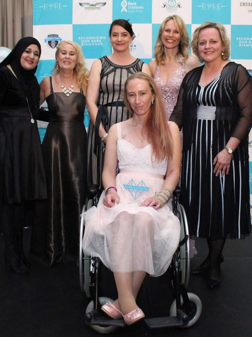 Rare Advocates Shine at the Rare Diamond Awards