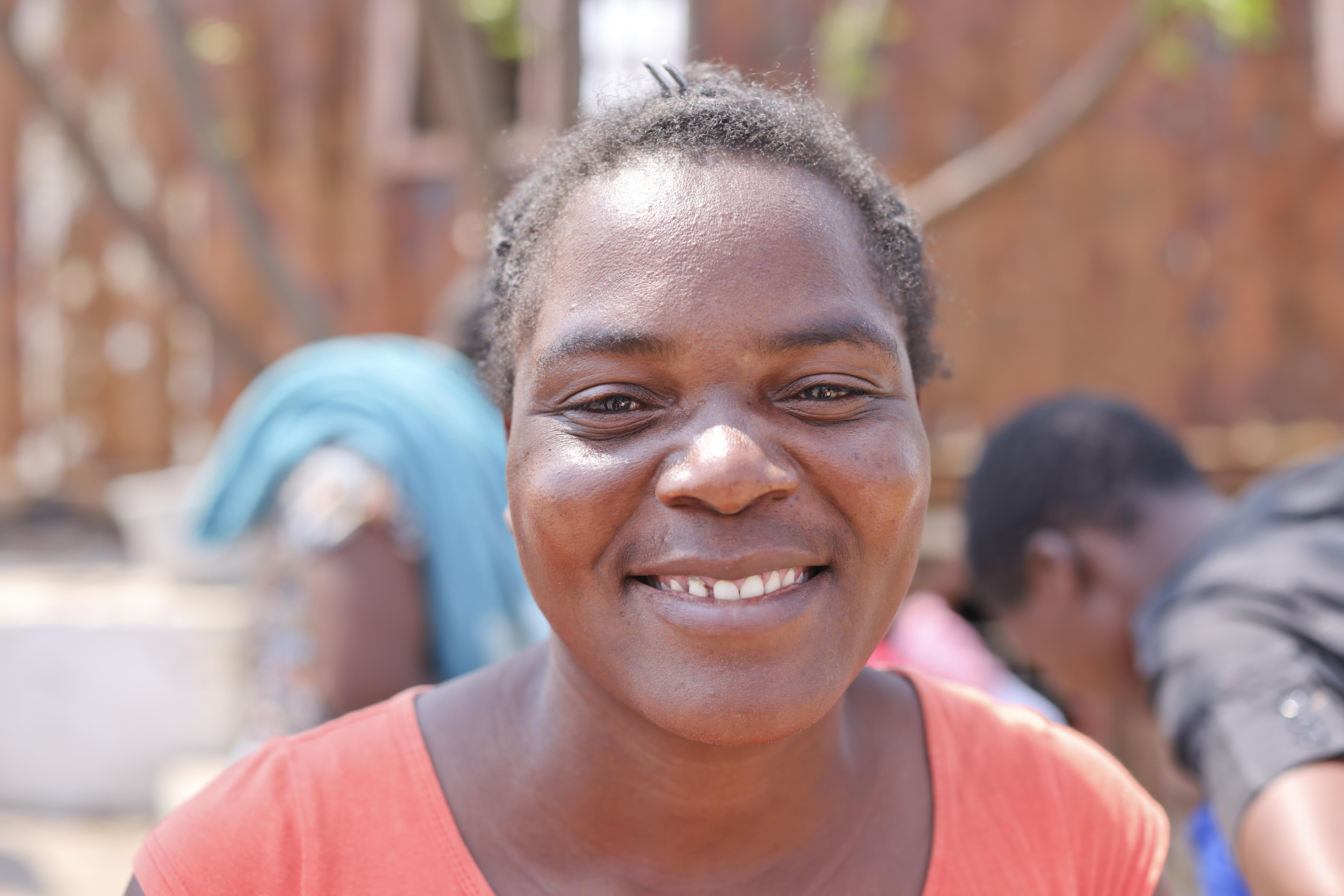 Elizabeth Mangwayana
