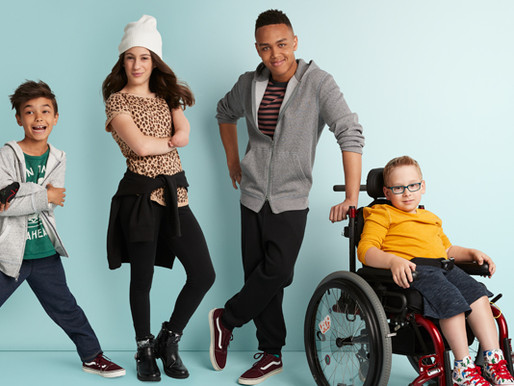 American Retailer, Kohls, offers Adaptive Clothing Range for Kids & Young Adults