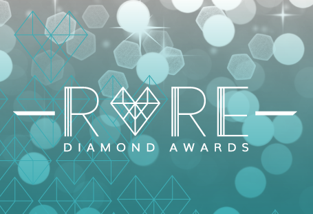 Shine on in the Rare Diamond Awards