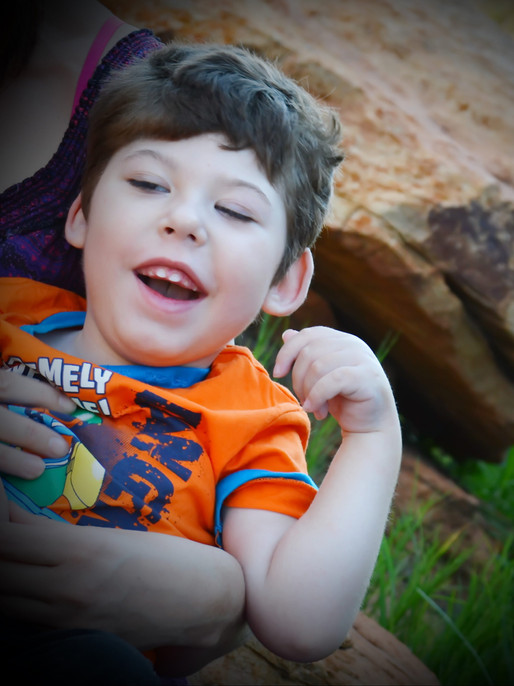 Jayden had Angels and his now an Angel- Migrating Partial Epilepsy