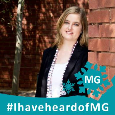 When I embarked upon this life journey, I was not prepared! #Myasthenia Gravis- Candice Mes