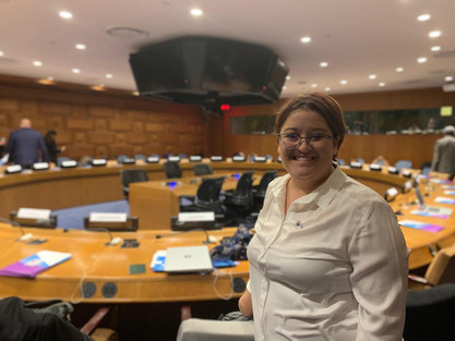 South Africa makes an impression at United Nations