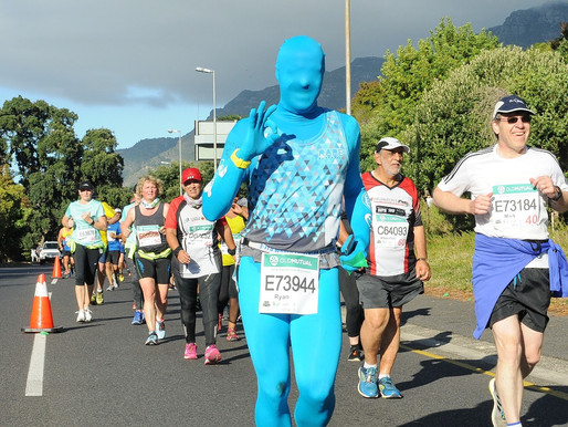 OMTOM run 2018 for Rare By Ryan Moss