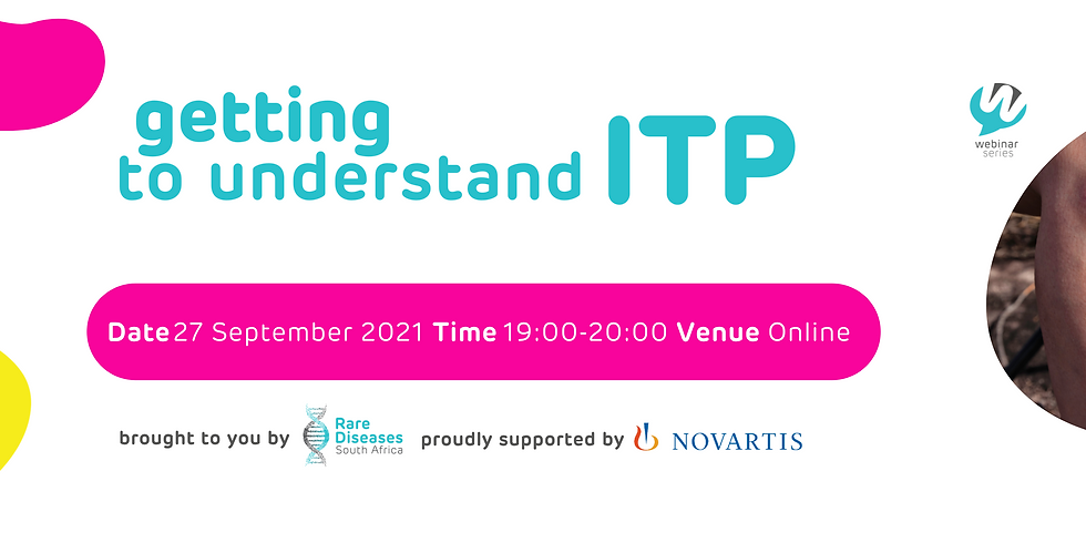 Getting to understand ITP