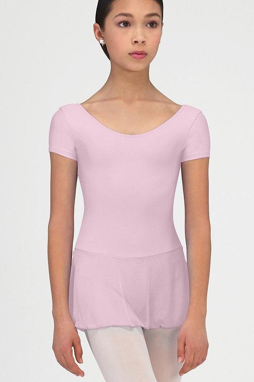 Ardesia, Short Sleeve Ballet Dress
