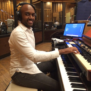 Alvin Recording The Color Purple Cast Al