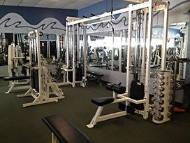 fitness centers in marshall, mi