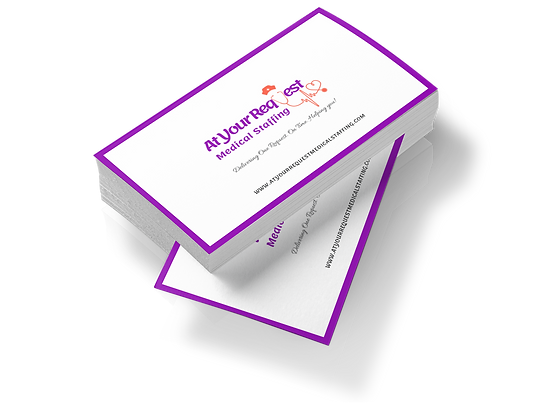 Client_ At Your Request-Business Cards.p