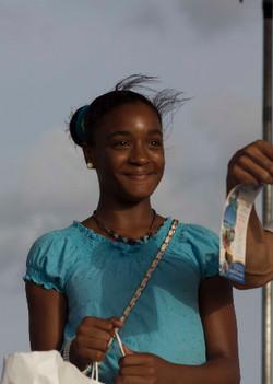 Jaynailis, Fish Chant Winner