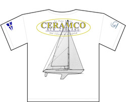 Ceramco NZ T Shirt Design