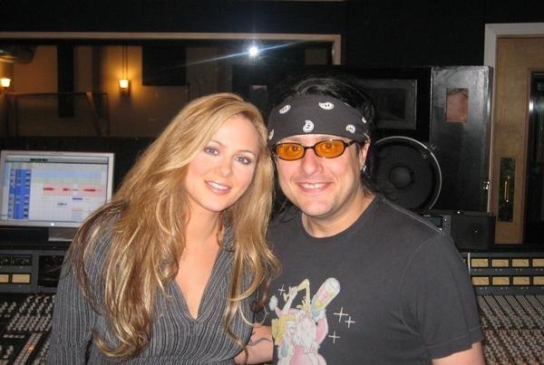 Lynn Carey Saylor & Bobby Takac of The Goo Goo Dolls