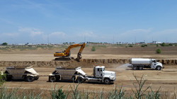 BNSF- Detention Basin Expansion