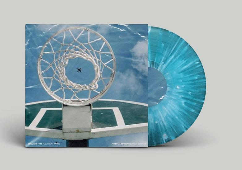 "full court rappin 12"" vinyl"