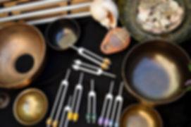 Sonoterapia, diapasones terapéuticos y cuencos tibetanos