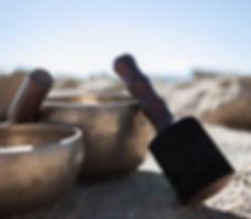 Cuencos Tibetanos y viajes de sonido