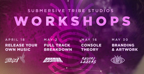 Spring Workshops + Program Launch