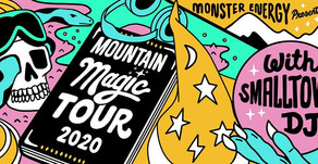 Monster Energy Pres: Mountain Magic w/ Smalltown DJs