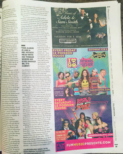 Village Voice 1/16