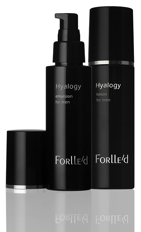 Hyalogy Men set: Hyalogy emulsion for men 100g, Hyalogy lotion for men 120ml