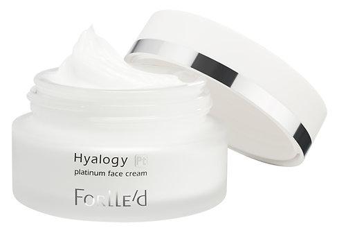 Hyalogy Platinum face cream 50g