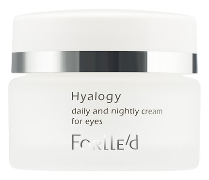 Hyalogy Daily and Nightly cream for eyes 20g