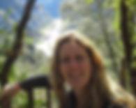 Mélanie Giard, massage therapist