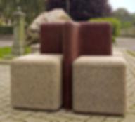 нестандартные фигуры из резиновой крошки на заказ