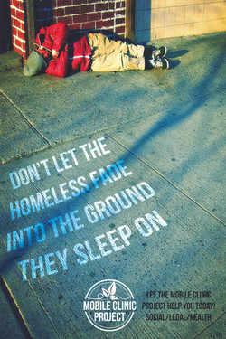 Poster (sleep on the ground)