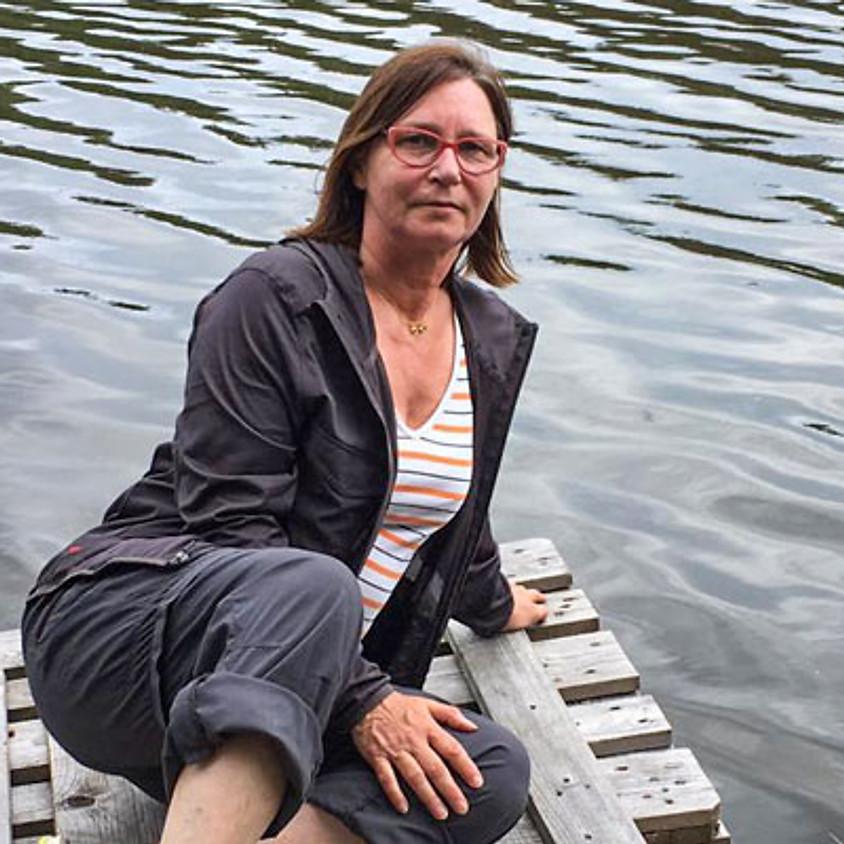 Literaturherbst: Kirsten Heidler lädt zum Wandern und kreativen Schreiben